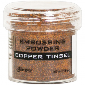 "Пудра для эмбоссинга ""Copper Tinsel"""
