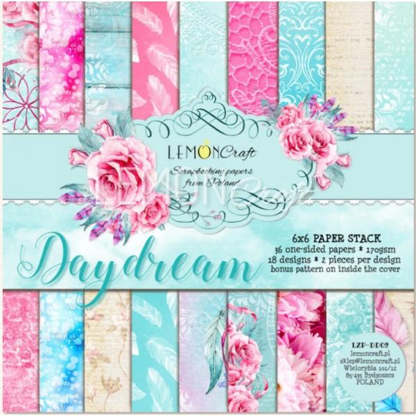 """Набор бумаги """"Day Dream"""" 18 листов  от магазина ScrapMan.ru"""