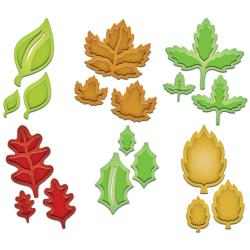 "Нож ""Little Leaf Sets"" от Spellbinders"