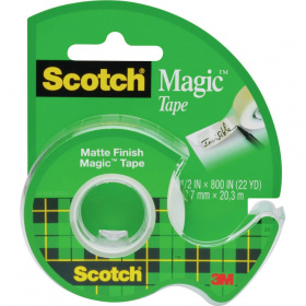 "Клейкая лента ""Scotch Magic"" матовая"