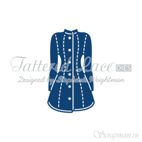 "Нож ""Bella's Coat"" от Tattered Lace"
