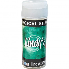 Пигментный порошок Magical Shaker цвет Lederhosen Laurel от Lindys Stamp Gang