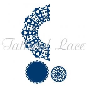 "Нож ""3 in 1 Florentine over the Edge 1"" от Tattered Lace"