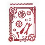 "Нож ""Frame (Set of 11)"" от Cheery Lynn Designs"