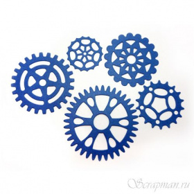 "Нож ""Gears (Set of 8)"""