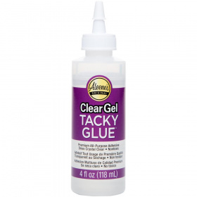 "Клей-гель ""Clear Gel"" Tacky Glue 118мл"