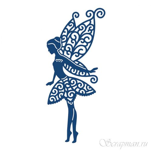 "Нож ""Fairy Tinks"" от Tattered Lace от магазина ScrapMan.ru"