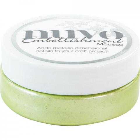 Мусс Spring Green Nuvo Embellishment Mousse