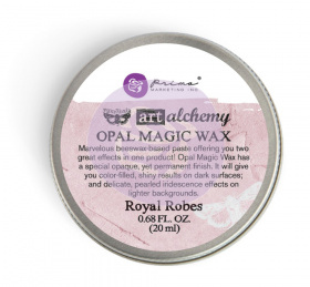 "Восковая паста Art Alchemy Opal Magic Wax - ""Royal Robes"" 20мл от Prima Marketing"