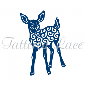 "Нож ""Fawn"" от Tattered Lace"