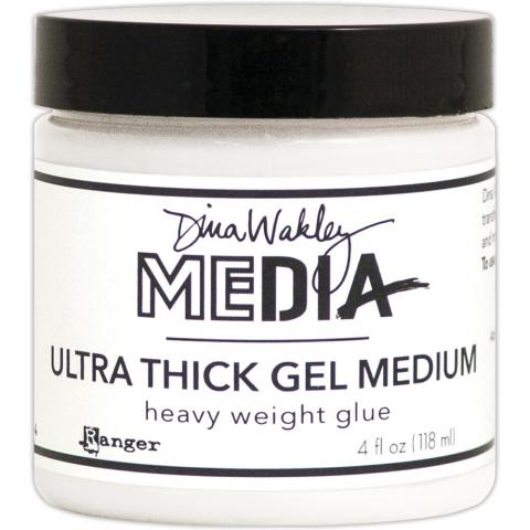 Медиум Media Ultra Thick Gel Medium 118мл от Ranger