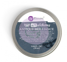 "Восковая паста Art Alchemy Antique Brilliance Wax - ""Mystic Turquoise"" 20мл от Prima Marketing"