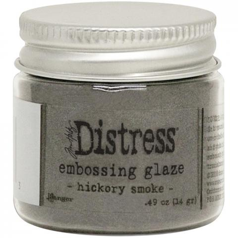 Пудра Tim Holtz Distress Embossing Glaze цвет Hickory Smoke